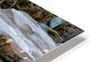 Waterfall ap 2212 B&W HD Metal print