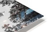 Negril Lighthouse ap 1516 B&W HD Metal print