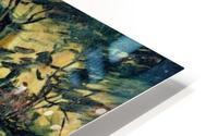 Terrace of a Cafe by Van Gogh HD Metal print