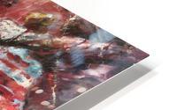 Red Christ by Lovis Corinth HD Metal print
