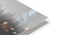 Lonliest Tree HD Metal print