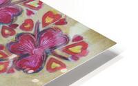 Flowers HD Metal print