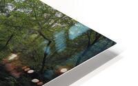 Harrison Wright Falls HD Metal print