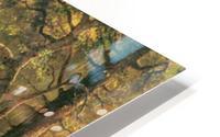 The Mountain by Bierstadt HD Metal print