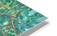 treewalk HD Metal print