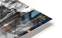 New York City Geometric Mix No. 9 HD Metal print
