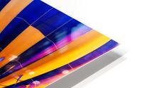 Sunrise Alignment HD Metal print