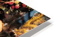 The Three Graces by Rubens HD Metal print