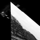 Wooden landscape Impression metal HD