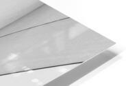 Abstract Sailcloth 3 HD Metal print
