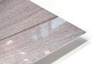 Abstract Sailcloth 20 HD Metal print