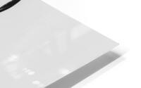 Simple Twist Of Wire HD Metal print
