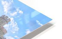 Windsor Castle Under Beautiful Blue Skies - Berkshire United Kingdom HD Metal print