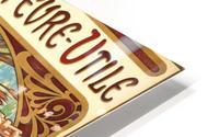 Biscuits Lefevre-Utile Impression metal HD
