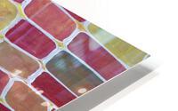 colorblocks HD Metal print