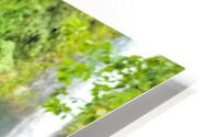 La Fortuna Waterfall  HD Metal print