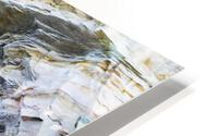 Vertical Vision HD Metal print