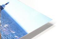 The Pier HD Metal print