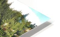 The Reflection HD Metal print