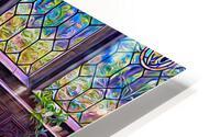 Aurora HD Metal print