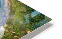 Dream Art XIX Surreal Eye Lake HD Metal print
