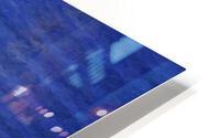 Rower HD Metal print