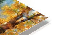 Galloping River HD Metal print