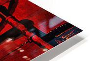 Energy Of Gongs HD Metal print