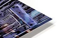 Forsaken Barnyard HD Metal print
