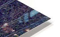 Weathered Fence Posts HD Metal print