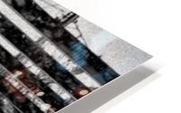 Fierce HD Metal print