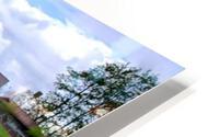 Tumwater Falls HD Metal print
