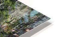 Upper Provo River HD Metal print