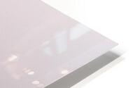 Haybales in a Haze HD Metal print