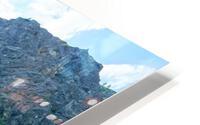 Engstligen Falls Adelboden Switzerland in the Bernese Highlands HD Metal print