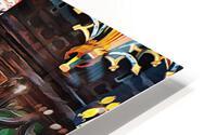 Lound Church Rood Screen 1 HD Metal print