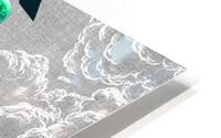 Parallax  HD Metal print