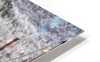 Cheticamp Ice Storm HD Metal print