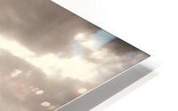 Urban Loneliness - The Bridge HD Metal print