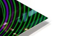 SETI Transmission HD Metal print
