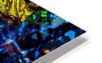 Tangled Transformation 3 HD Metal print
