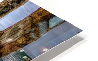 Gateway To The Sea HD Metal print