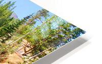 Alberta Falls HD Metal print