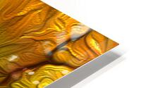 POLLENS SUMMER GLOW 5 HD Metal print