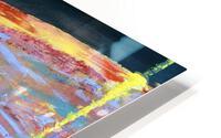 Worlds First Martianpressionist Painting HD Metal print