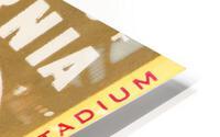 1962 Stanford Indians vs. USC Trojans HD Metal print