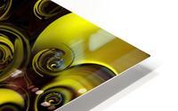 Architectonic Morphism HD Metal print