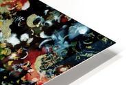 Metaphysical Cut of Life HD Metal print