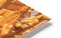 The Snake Charmer HD Metal print