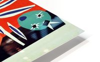 Henri Matisse Original vintage poster for Nice HD Metal print